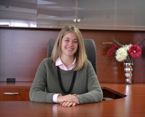 Madelena McCauley, Interior Designer/Sales Associate